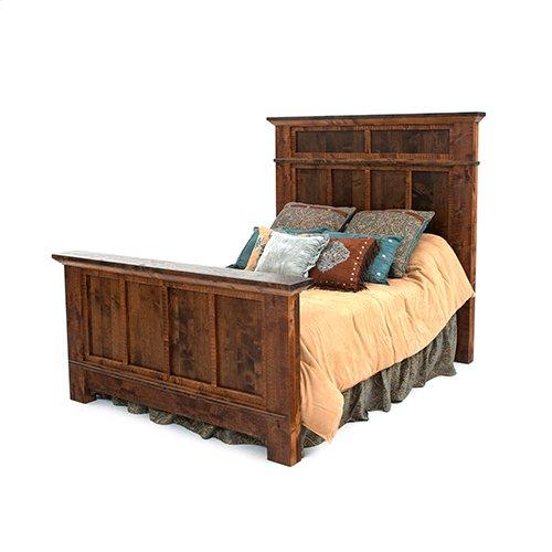 Glen Falls - Panel Bed - 21462 - King Bed (complete)