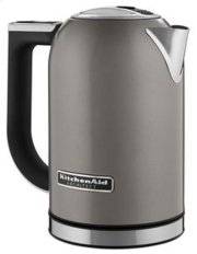 1.7 L Architect Series Electric Kettle - Cocoa Silver Product Image