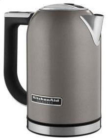 1.7 L Architect Series Electric Kettle - Cocoa Silver