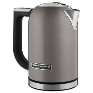 Kitchenaid1.7 L Architect Series Electric Kettle - Cocoa Silver