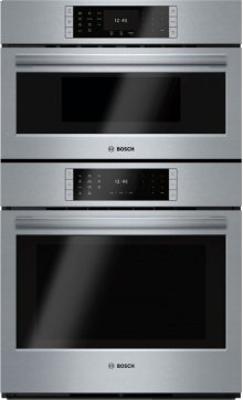 """30"""" Speed Combination Oven, HBLP752UC, Stainless Steel"""
