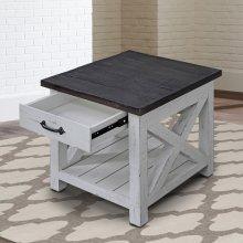 Mesa End Table