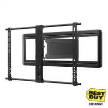 "Super Slim Full-Motion Mount For 40"" - 84"" flat-panel TVs up 125 lbs."