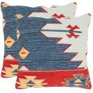 Pueblo Pillow - Blue Product Image