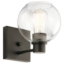Harmony Collection Harmony 1 Light Wall Sconce OZ