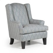 ANDREA Wing Back Chair Product Image
