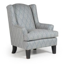 ANDREA Wing Back Chair