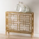 Open Block Console-Gold Product Image