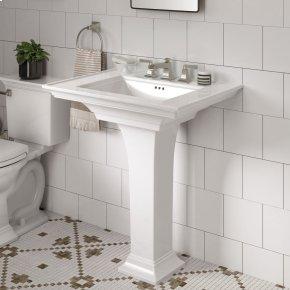 Town Square S Pedestal Sink  American Standard - White