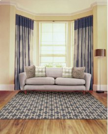 Hollywood Shimmer Ki101 Steel Rectangle Rug 9'3'' X 12'9''