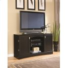 "54"" Black Entertainment Console Product Image"