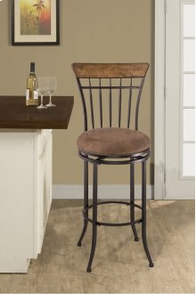 Charleston Spindle Back Counter Stool