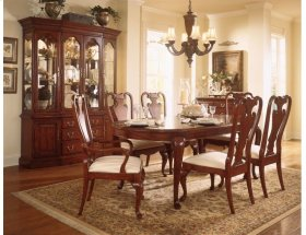 Oval Dining Table