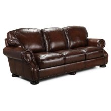 Traditional Nail Head Trim Sofa