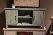 48 Inch TV Console - Green Product Image