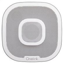 Onelink Safe & Sound Smart Smoke + Carbon Monoxide Alarm Apple HomeKit Enabled and Speaker with Amazon Alexa