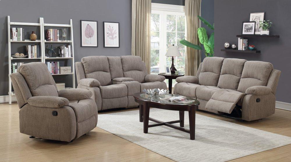 Emerald Home Hennessy Sofa Textured Wheat U7151 00 03
