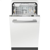 Fully integrated dishwashers with hidden controls, cutlery tray, custom panel handle ready, ADA Compliant