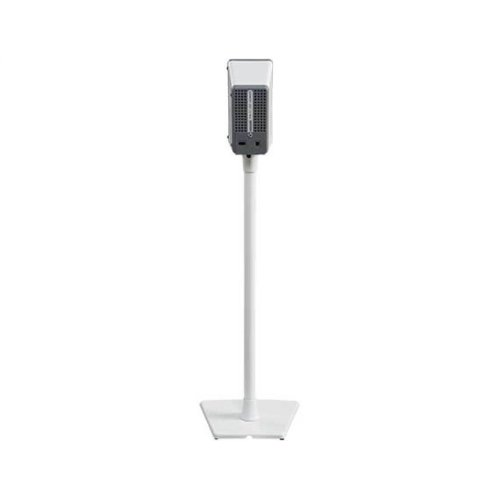 White Wireless Speaker Stand for Sonos PLAY:1 and PLAY:3 - Single
