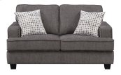 Emerald Home Carter Loveseat Ink U3477-01-03