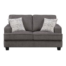 Emerald Home Carter Loveseat Ink U3477-01-13