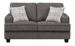 Emerald Home Carter Loveseat Ink U3477-01-03 Product Image