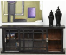 Adesso Large Storage Cabinet - Black
