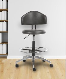 Swivel Drafting Stool