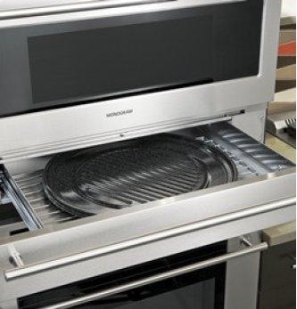 GE Monogram Advantium(R) Wall Oven Storage Drawer