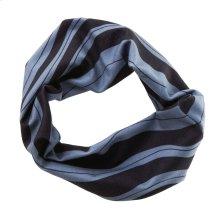 Black & Grey Wave Stretch Headband.
