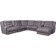 Corsica Reclining Sectional