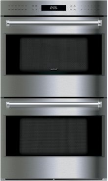 "30"" E Series Professional Built-In Double Oven"