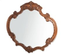 Grand Traditions Wall Mirror Heritage Oak