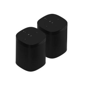 SonosBlack- Two Room Set