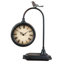 Bird Table Clock
