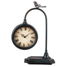 Bird Table Clock