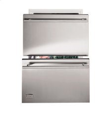 GE Monogram® Double-Drawer Refrigerator Module