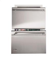 GE Monogram® Double-Drawer Refrigerator Module