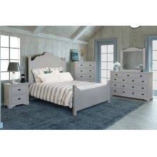 Bedroom HH-4270  5 Piece Queen Bedroom Set