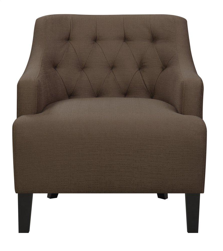 Etonnant Emerald Home Maxi Accent Chair Chocolate U3213 05 05