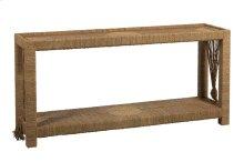 Hutch Console Table