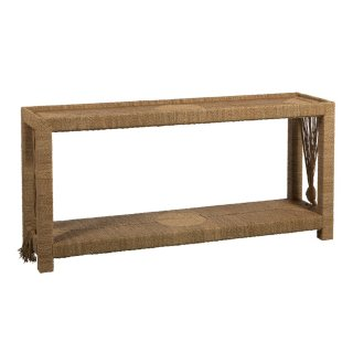 Hutch Console Table
