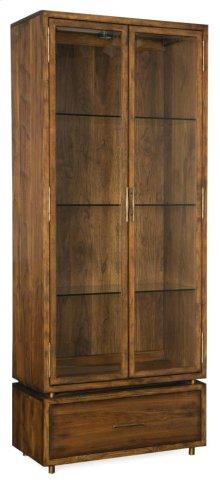 Big Sur Display Cabinet
