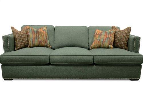 Keck Sofa with Nails 3K05N