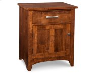 Glengarry 1 Drawer 1 Door Night Stand Product Image