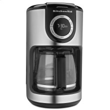 12 Cup Coffee Maker - Onyx Black