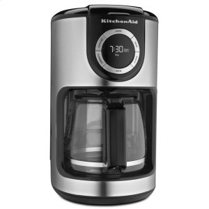 Kitchenaid12 Cup Coffee Maker - Onyx Black
