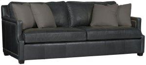 Clinton Sofa in Charcoal (792)