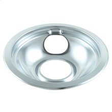 Round Chrome Electric Range Burner Drip Bowl - Other