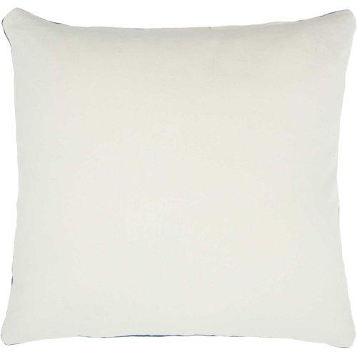 "Life Styles Ss900 Navy 16"" X 16"" Throw Pillows"